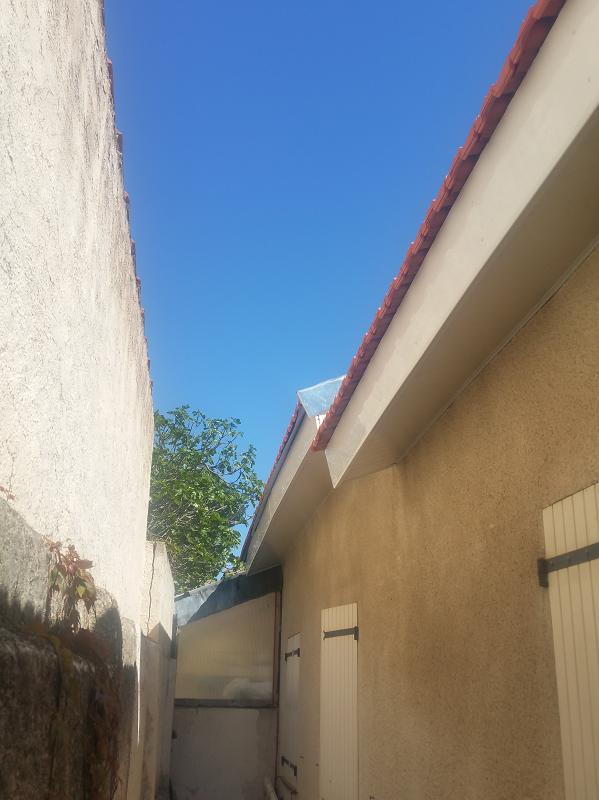 Avant-toit Après
