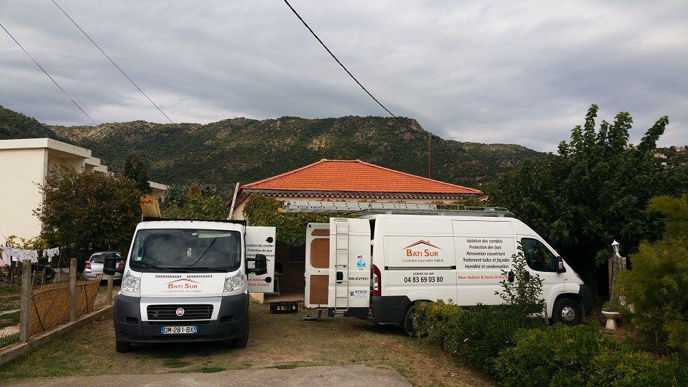 entreprise de couverture La Crau